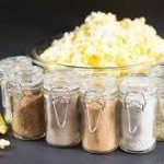 فروش انواع طعم دهنده پاپ کورن و اسنک