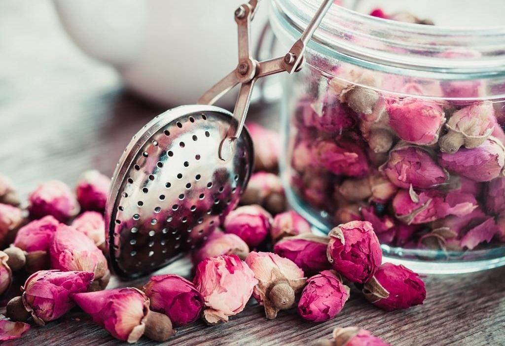 تولیدی طعم دهنده گل محمدی