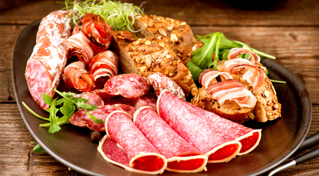 طعم دهنده های صنایع گوشت