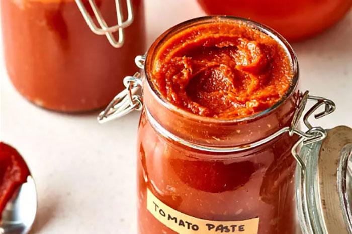 طعم دهنده گوجه